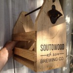 Soutowood beer caddy