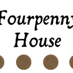 Fourpenny prototype logo